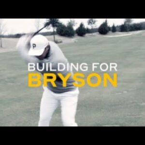 Building for Bryson: A close look into what it takes to build a driver for Bryson DeChambeau