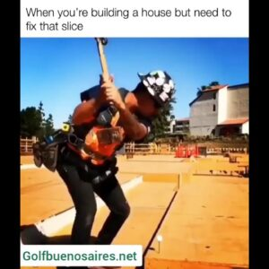 Short Funny Golf Swing Gif  😂 Short Funny Golf Swing With Driving Range Video 😂