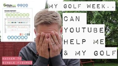 CAN YOUTUBE HELP ME & MY GOLF?