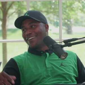 Harold Varner III Interview: Getting big timed by Tiger, Playing Slaughterhouse XXIII with MJ