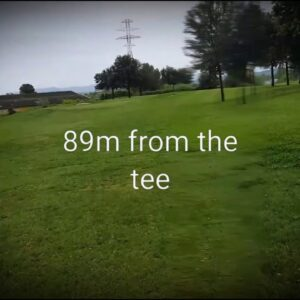 My first hole in One