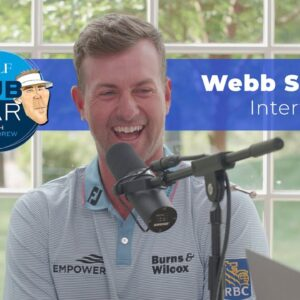 Webb Simpson Interview: Encounter with the 'Bird Man', remaining successful despite hitting shanks