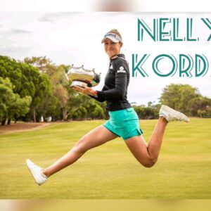 Nelly Korda's Golf Swing At Different Speeds