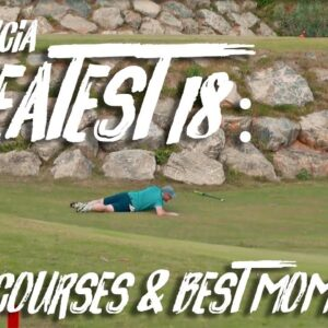 TOP 5 GOLF COURSES from Andalucia Greatest 18 Tour with Mark Crossfield