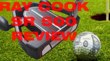 Ray cook putter SR 500 silver Ray