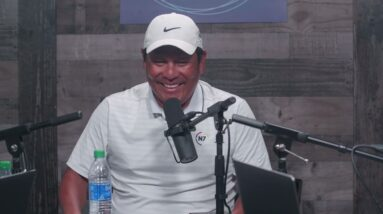 Notah Begay III Interview: His Shooter McGavin celebration, from playing on Tour to being an analyst