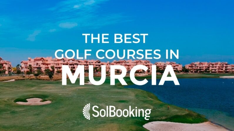 The best golf courses in Murcia x James Robinson