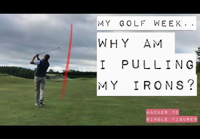 WHY AM I PULLING MY IRONS???
