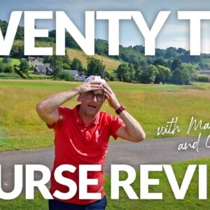 CELTIC MANOR TWENTY TEN RYDER CUP COURSE REVIEW with Mark Crossfield & Coach Lockey