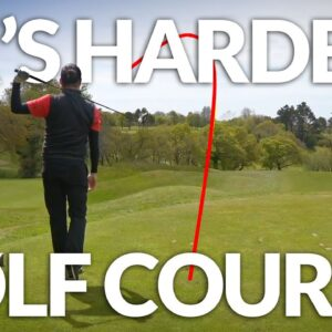 THE UK'S HARDEST GOLF COURSE? St Mellion Nicklaus Course Review with Mark Crossfield & Coach Lockey