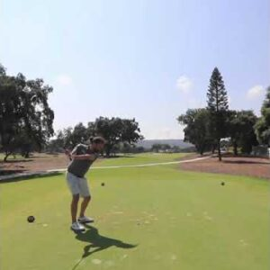WHAT'S THE BEST PART OF YOUR GOLF GAME?? (San Roque GC front 9 protracers)