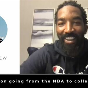 JR Smith on why he went back to college to play golf | 'Off Course with Claude Harmon'